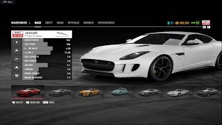 JAGUAR F-TYPE R COUPE(Need For Speed Payback)