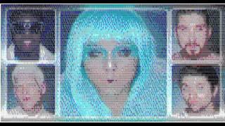 Daft Punk - Pentatonix (with libcaca)