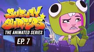Subway Surfers The Animated Series - Episode 7 - Surveillance