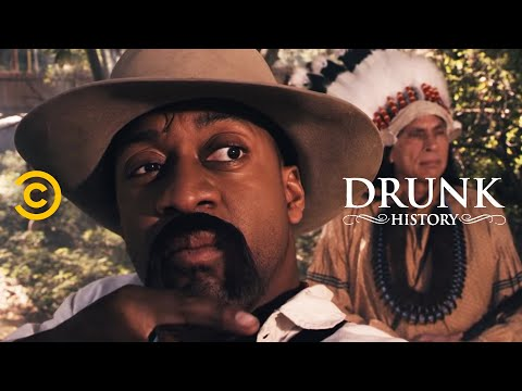 Drunk History - Bass Reeves Full-On Dances with Wolves