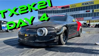TX2K21 Day 4: ABSOLUTE MONSTER CLASSES at Drag Race Qualifying