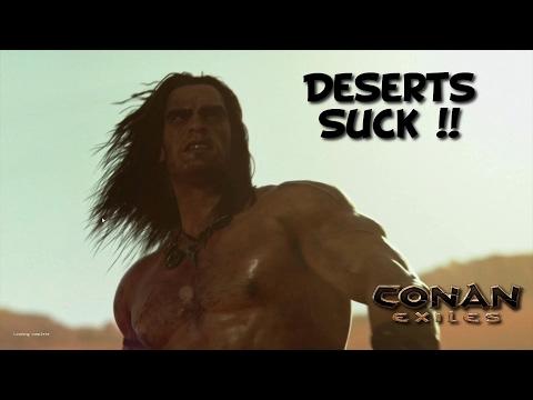 Conan Exiles : New Beginnings ! Ep 1