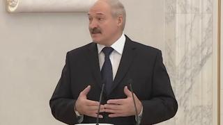 Лукашенко о правах человека в Беларуси