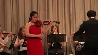 The 1st NY Concerto Debut Audition Winner (1st Prize: Category C)