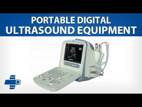Portable Digital Ultrasound Equipment (156-8300)