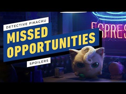 Pokémon Detective Pikachu's Biggest Missed Opportunities