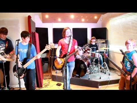 Newbury Rock School 'Hybrid'  band play Tribute by Tenacious D.