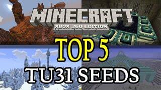 Tutorial Tutorial World Seed Minecraft Xbox 360 | Video