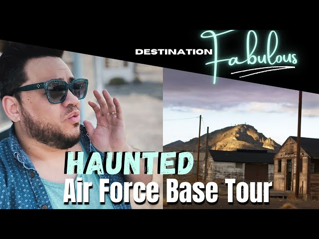 Haunted Wendover Air Field