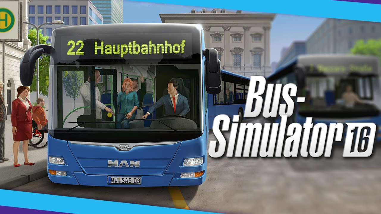 bus simulator 16 entwickler interview und gameplay youtube. Black Bedroom Furniture Sets. Home Design Ideas