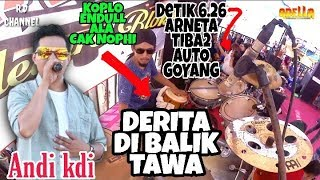 DERITA DIBALIK TAWA ~ ANDI KDI Om ADELLA Live Bajing Meduro Sarang REMBANG 2020