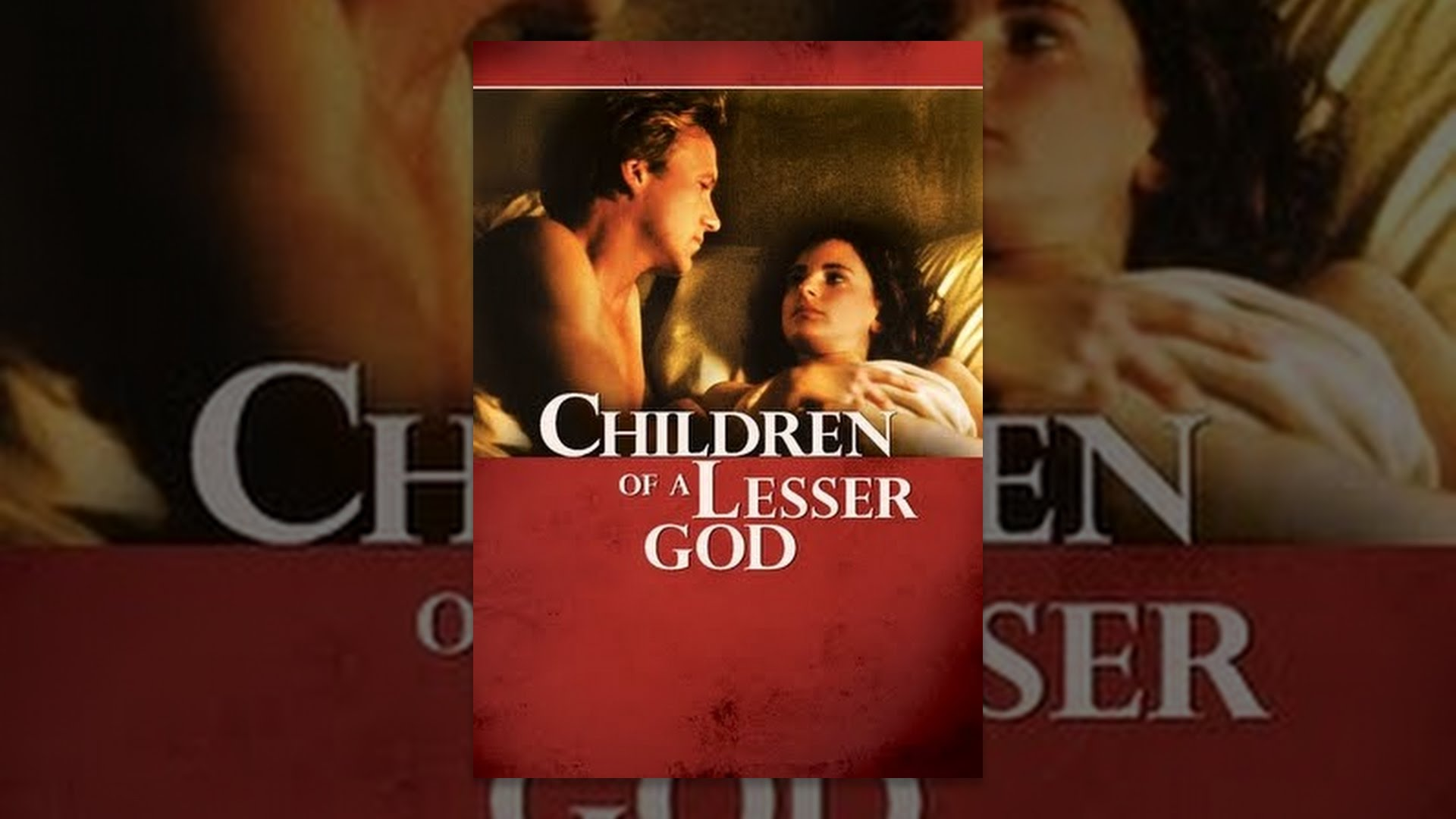 an analysis of the movie children of a lesser god