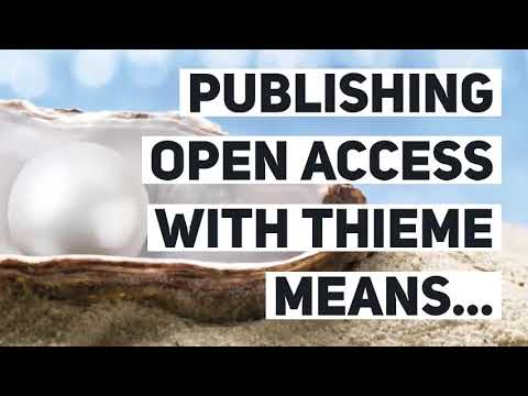 Thieme Medical Publishers - For Authors