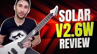Solar V2.6W Review