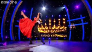 Week 2: Lizzie & Mark - Viennese Waltz - So You Think You Can Dance - BBC One