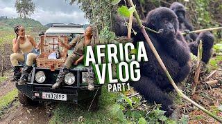 AFRICA VLOG: PART 1 (RWANDA)