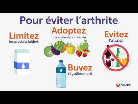 Soigner l'arthrite - Ooreka.fr