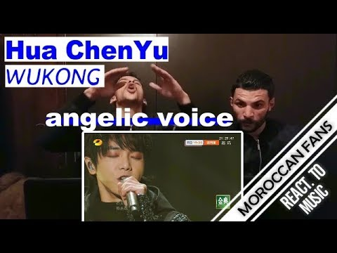 Arab React To | Hua ChenYu《齐天》Wukong Singer 2018 Episode 4 (FIRST TiME) || MOROCCAN REACT