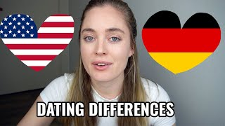 German VS American BOYFŔIEND CULTURAL DIFFERENCES 🇺🇸🇩🇪 | Body, Dating, Marriage, Being Approached...