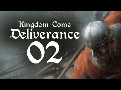 Kingdom Come: Deliverance - Part 2 (Beta Gameplay)