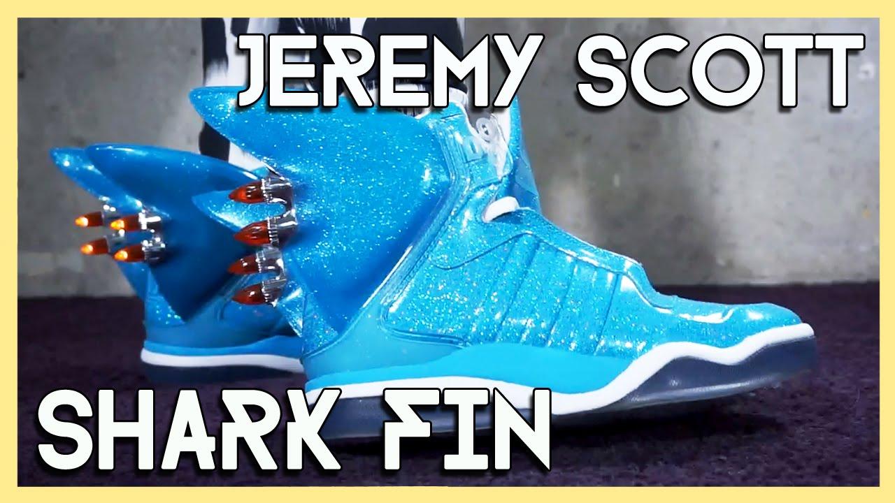 Jeremy Scott Shark
