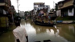 Ghatal flood