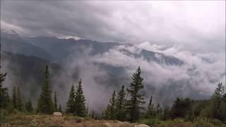 Aspen In The Clouds