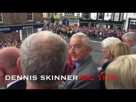 Dennis Skinner -The Beast of Bolsover - BBC Bias