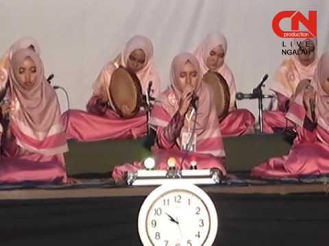 """SANTRI NGALAH - Al-Banjari El-Habibah """"ASRAMA D"""" Pondok Pesantren Ngalah Sengonagung"""