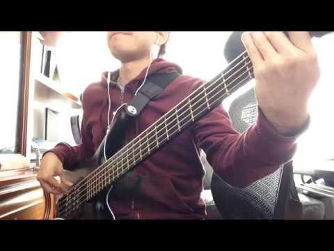 Bruno Mars - Finesse (Remix) [Feat. Cardi B] (Bass Cover)