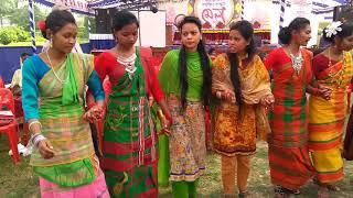Santali Dance In Rajshahi, Bangladesh | Fair 2018