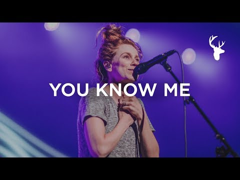 Bethel Music Moment: You Know Me - Steffany Gretzinger