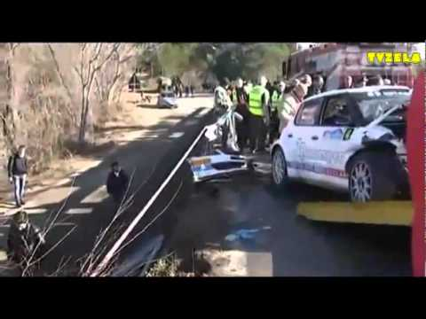 Robert Kubica Rally Crash