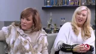 Dance Moms ~ Throwback Special ~ Maddie On Working With Sia