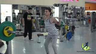Fitness Lessons | Barbell Full Squat | УРОКИ ФИТНЕС | HEALTHY LIFE by  myhealthcomplex.com