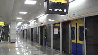 水仁線351060系 仁川駅発車