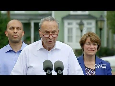 A Better Deal? Democrats Hone A New Message & Rollout A New Agenda
