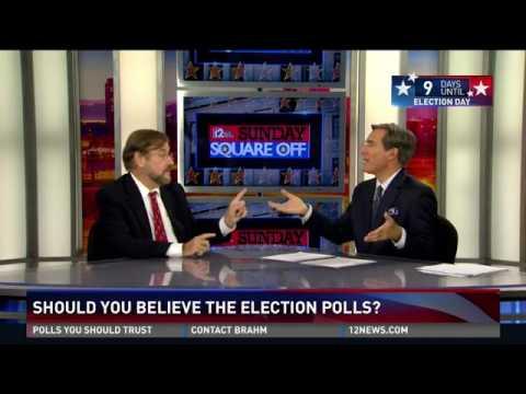 Sunday Square Off - Making Sense of Arizona Presidential Polls