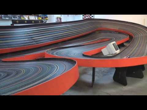 Tuning up your Gr. 10 Nascar Slot Car – promo