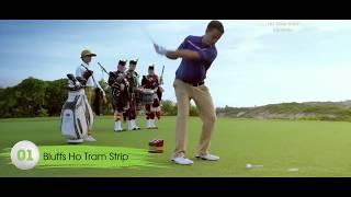 Top 10 sân golf đẹp nhất Việt Nam
