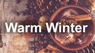 Warm Winter Jazz - Relax Coffee Smooth Jazz Piano and Saxophone Music Background