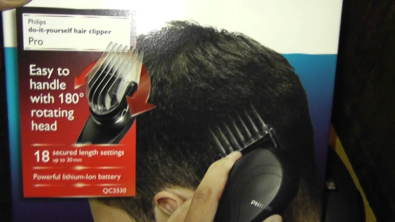 Philips do it yourself hair clipper youtube solutioingenieria Gallery