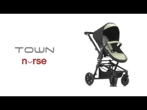 Cochecito Nurse Town 285 .Comprar a precio online