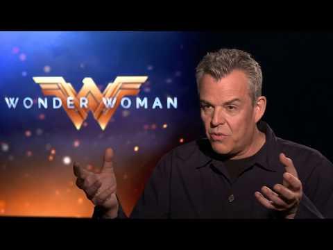 Danny Huston Wonder Woman Interview