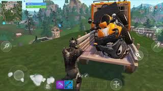 New Spider Knight skin | Fortnite Battle Royale gameplay