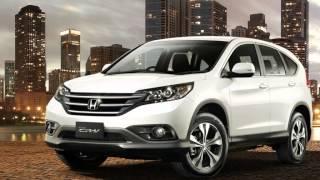 Honda All New CRV 2014 Indonesia