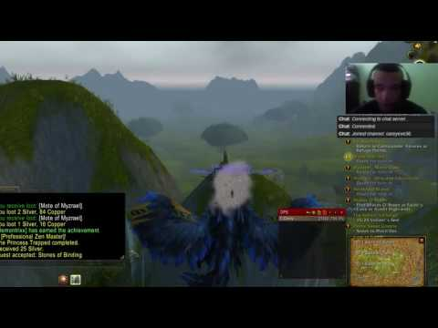 Lets play WoW: Loremaster of Eastern Kingdoms pt1 (stream)