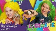 Lollymánie S02E35 - Nejroztomilejší mazlíčci!💛