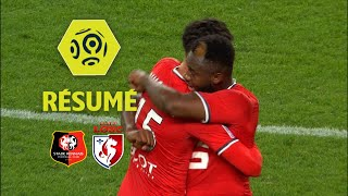Stade Rennais FC - LOSC (1-0)  - Résumé - (SRFC - LOSC) / 2017-18