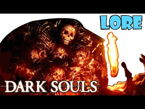 DARK SOULS LORE en español - Historia del Dark Souls resumida en 5 minutos!